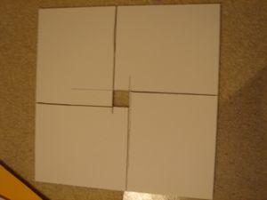 Matchbox pattern 006